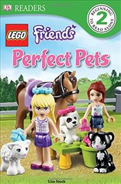 Lego Friends : Perfect Pets   - Stock, Lisa