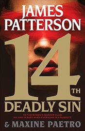 14th Deadly Sin  - Patterson, James