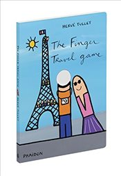 Finger Travel Game - Tullet, Hervé
