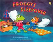 Froggys Sleepover - London, Jonathan
