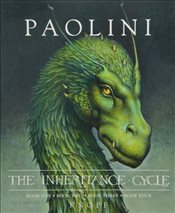 Inheritance Cycle Boxed Set : The Inheritance Cycle - Paolini, Christopher