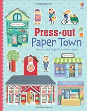 Press Out Paper Town - Watt, Fiona
