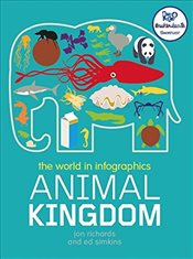 World in Infographics : Animal Kingdom - Richards, Jon