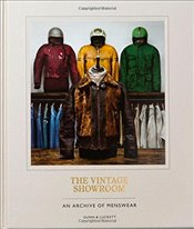Vintage Showroom : Menswear from the Archive - Gunn, Douglas