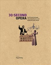 30-Second Opera : The 50 Crucial Concepts, Roles and Performers, Each Explained in Half a Minute - Shirley, Hugo