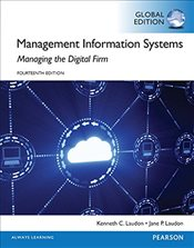 Management Information Systems 14e - Laudon, Kenneth C.