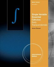 Single Variable Essential Calculus 2e AISE : Early Transcendentals (International Metric Edition) - Stewart, James