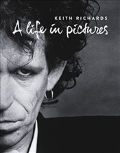 Keith Richards : A Life in Pictures - Omnibus Press