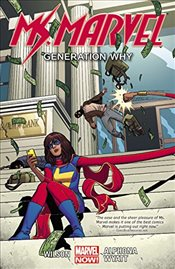 Ms. Marvel Volume 2 : Generation Why - Wilson, G. Willow