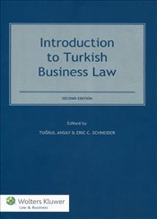 Introduction to Turkish Business Law 2. ed - Ansay, Tuğrul
