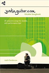 Justinguitar.com Ukulele Songbook : Sheet Music -