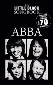 Little Black Songbook Abba  -