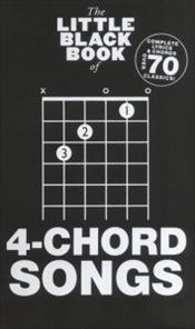Little Black Book of 4-Chord Songs -