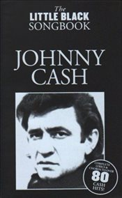 Little Black Songbook Johnny Cash  -