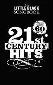Little Black Songbook 21 Century Hits -