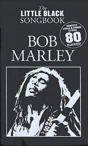Little Black Songbook Bob Marley  -
