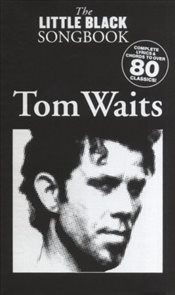 Little Black Songbook Tom Waits   -