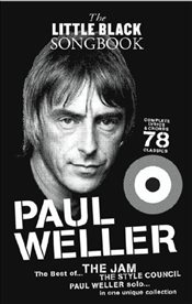 Little Black Songbook Paul Weller -
