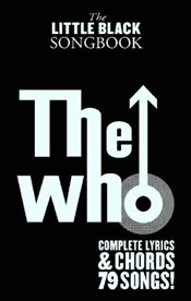 Little Black Songbook : The Who -
