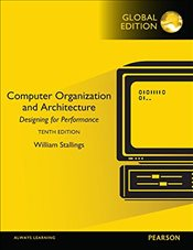Computer Organization and Architecture 10e GE - Stallings, William