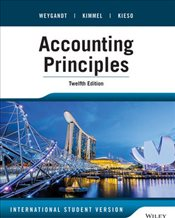 Accounting Principles 12e ISV - Weygandt, Jerry J.