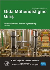 Gıda Mühendisliğine Giriş : Introduction to Food Engineering - Singh, R. Paul