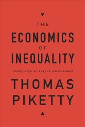 Economics of Inequality - Piketty, Thomas