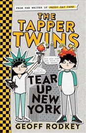 Tapper Twins Tear up New York - Rodkey, Geoff