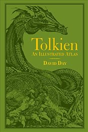 Atlas of Tolkien - Day, David