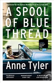 Spool of Blue Thread - Tyler, Anne