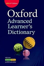 Oxford Advanced Learners Dictionary 9e + DVD + Premium Online Access Code - Deuter, Margaret