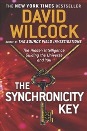 Synchronicity Key : The Hidden Intelligence Guiding the Universe and You - Wilcock, David