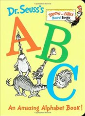 Dr. Seusss ABC : An Amazing Alphabet Book - Seuss, Dr.