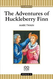 Adventures of Huckleberry Finn - Stage 4 Books - Twain, Mark
