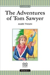 Adventures of Tom Sawyer - Stage 1 Books - Twain, Mark