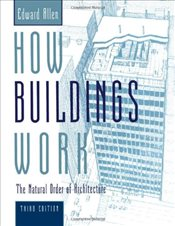 How Buildings Work : The Natural Order of Architecture - Allen, Edward