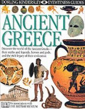 Ancient Greece : Discover the World of the Ancient Greeks  - Pearson, Anne