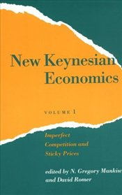 New Keynesian Economics V 1 - Mankiw, Gregory N.