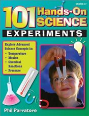 101 Hands-On Science Experiments, Grades 4-7 - Parratore, Phil