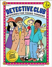 Detective Club: Mysteries for Young Thinkers - Leimbach, Judy