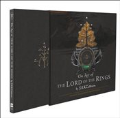 Art of the Lord of the Rings : 60th Anniversary Slipcased Edition - Tolkien, J. R. R.