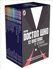 Doctor Who : 12 Doctors, 12 Stories : Slipcase Edition - Colfer, Eoin