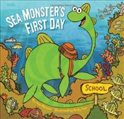 Seamonsters First Day - Messner, Kate