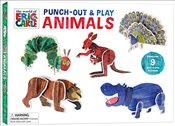 World of Eric Carle Punch-Out & Play Animals - Carle, Eric