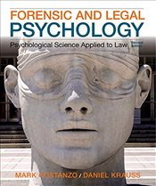 Forensic and Legal Psychology - Costanzo, Mark