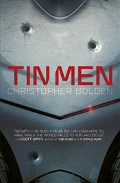 Tin Men - Golden, Christopher
