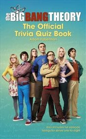 Big Bang Theory Trivia Quiz Book - Bros, Warner