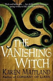 Vanishing Witch - Maitland, Karen