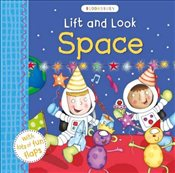 Lift and Look Space (Bloomsbury Activity Book) - Bloomsbury Group