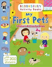 My First Pets Sticker Activity Book -